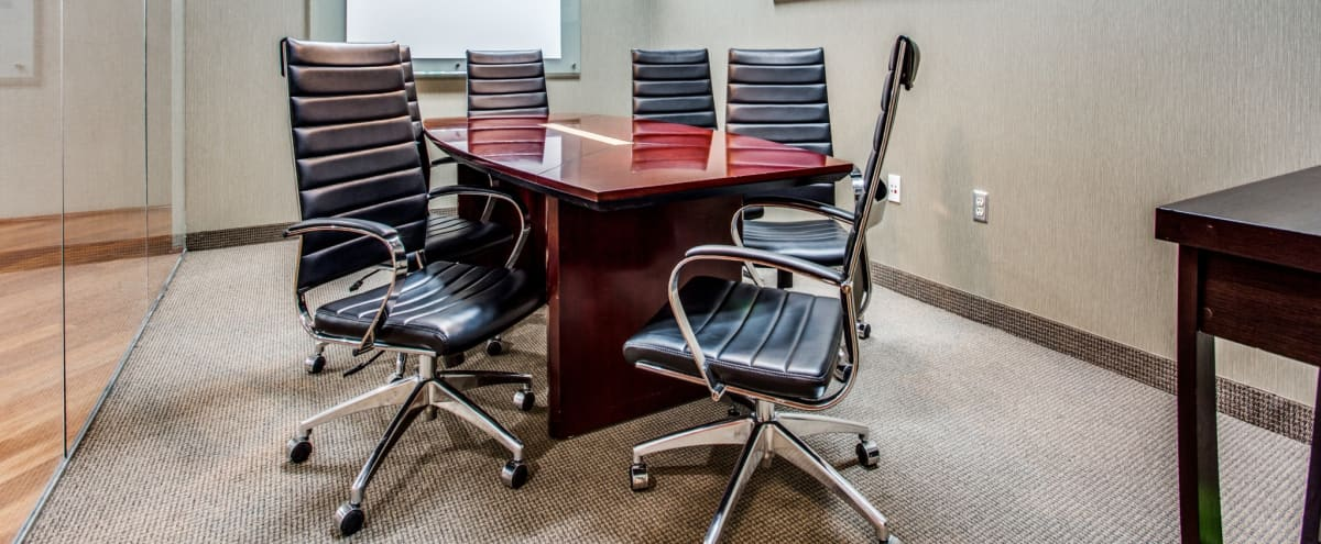 Bright Furnished Meeting Space in Plano Hero Image in undefined, Plano, TX