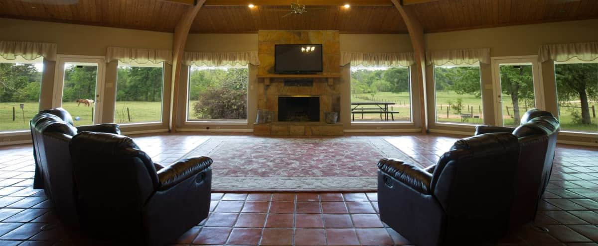 Cut and Shoot Ranch Retreat in conroe Hero Image in undefined, conroe, TX