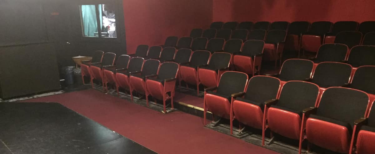 Intimate 62-Seat Midtown Theater in New York Hero Image in Midtown, New York, NY