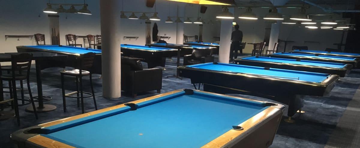 Event Space w/ Indoor Golf, Billiards, Ping Pong & Board Games in Hoboken Hero Image in undefined, Hoboken, NJ