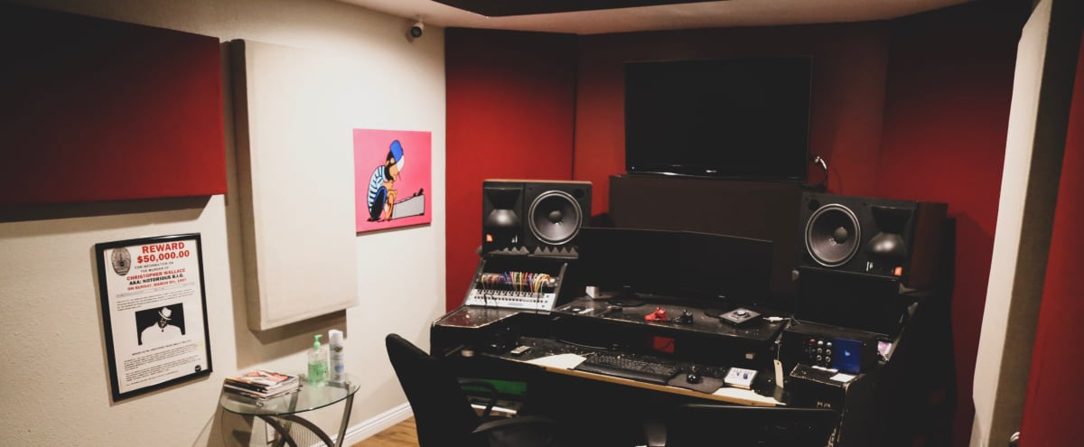 Downtown Recording Studio Close to the Ocean in Torrance Hero Image in undefined, Torrance, CA