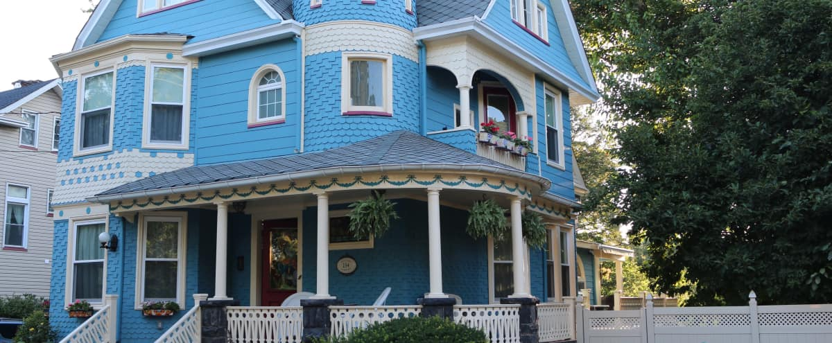 Beautiful Victorian Queen Ann House in Bogota Hero Image in undefined, Bogota, NJ