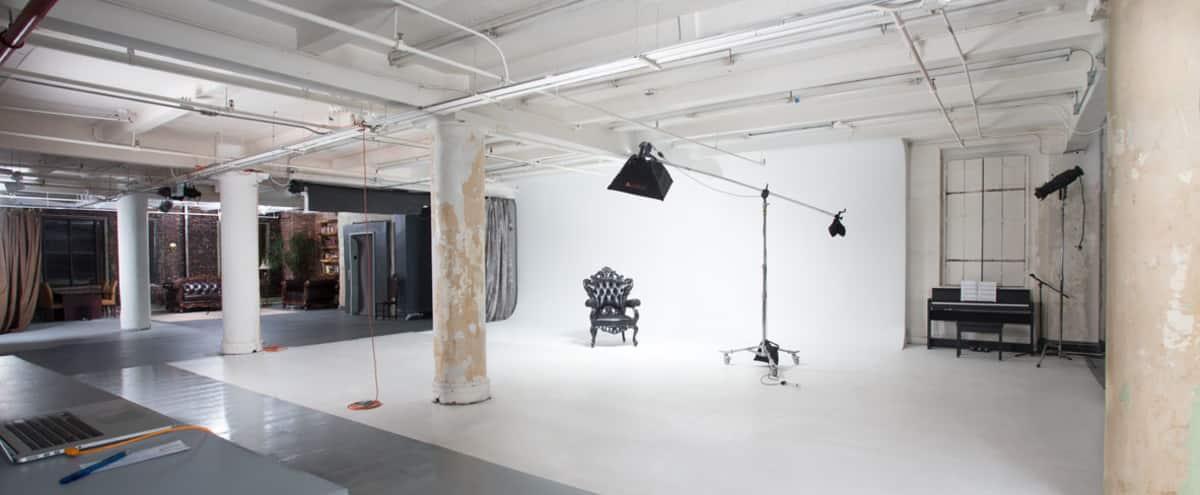 5000sft Studio Affordable & Versatile Loft in New York Hero Image in Midtown, New York, NY