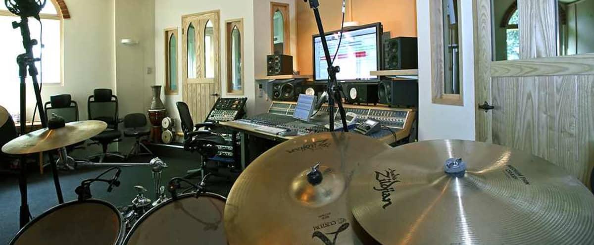 Recording Studio In The Heart Of Wimbledon in London Hero Image in Wimbledon Park, London,