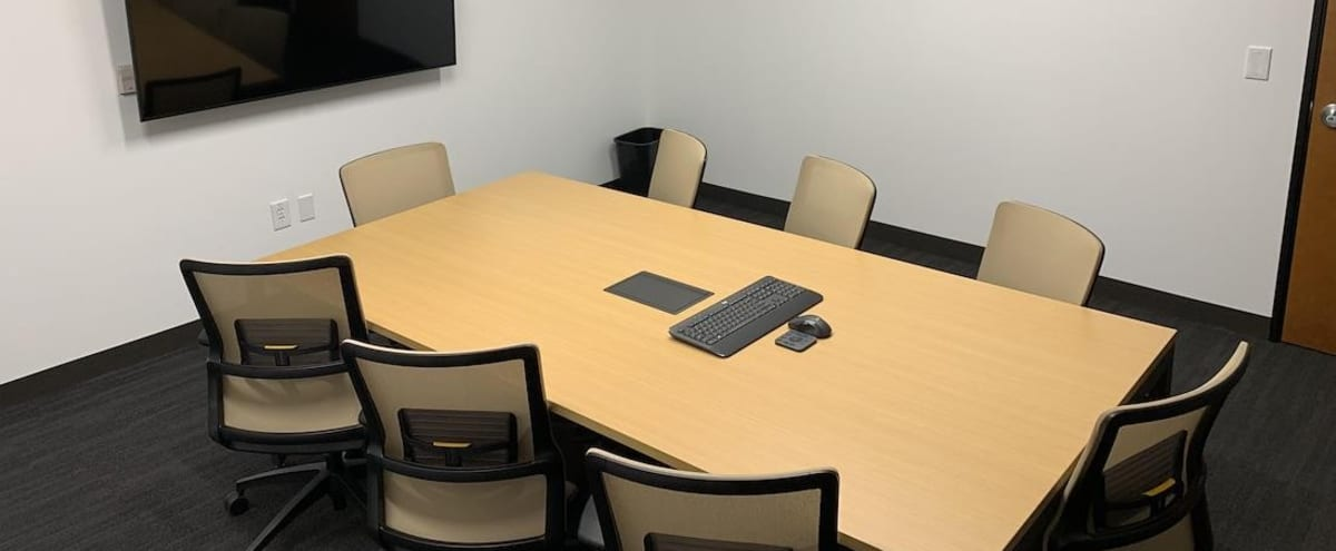 8 Person Meeting Room in Pleasanton Hero Image in undefined, Pleasanton, CA