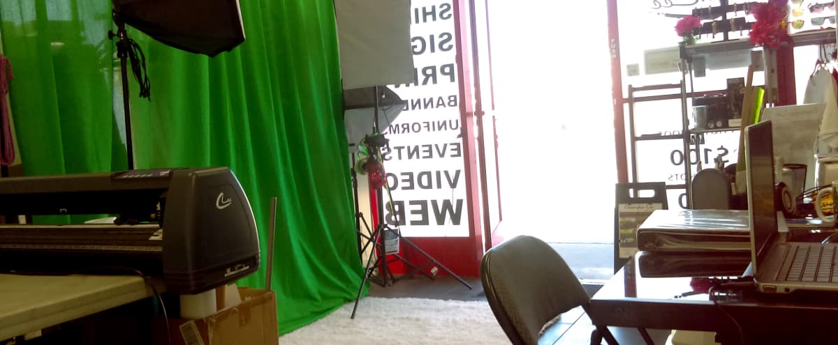 Photo/Video Studio Office Space in Huntington Beach, CA! (Green Screen Available) in Huntington Beach Hero Image in , Huntington Beach, CA