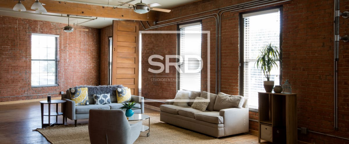 Large Loft Conversion with Downtown Views in Dallas Hero Image in South Dallas, Dallas, TX