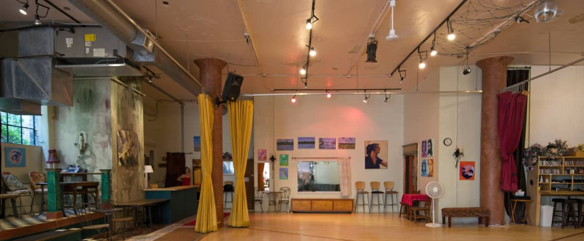 Downtown HUGE Studio Event Space - Full Buyout - 2 Dance Floors in Minneapolis Hero Image in Central Minneapolis, Minneapolis, MN