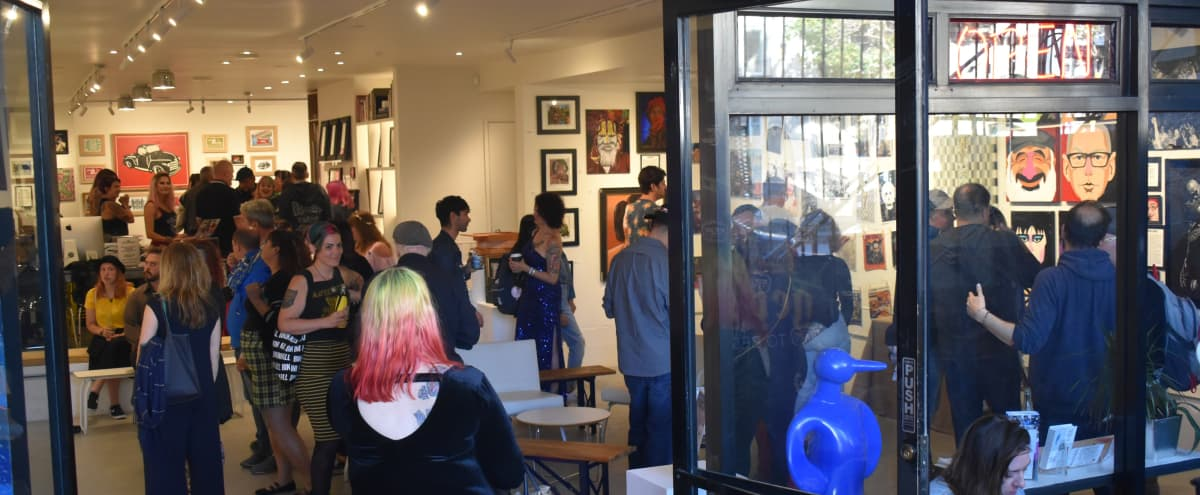 Art Gallery in the Heart of the Castro! in San Francisco Hero Image in The Castro, San Francisco, CA