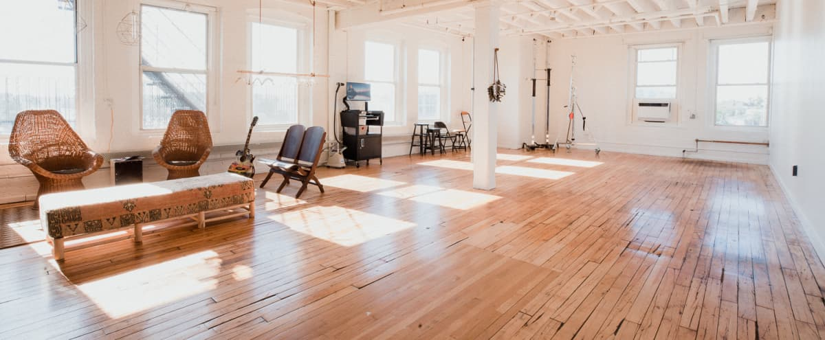 Huge, flexible, and beautiful Allston photography studio in Allston Hero Image in Allston, Allston, MA