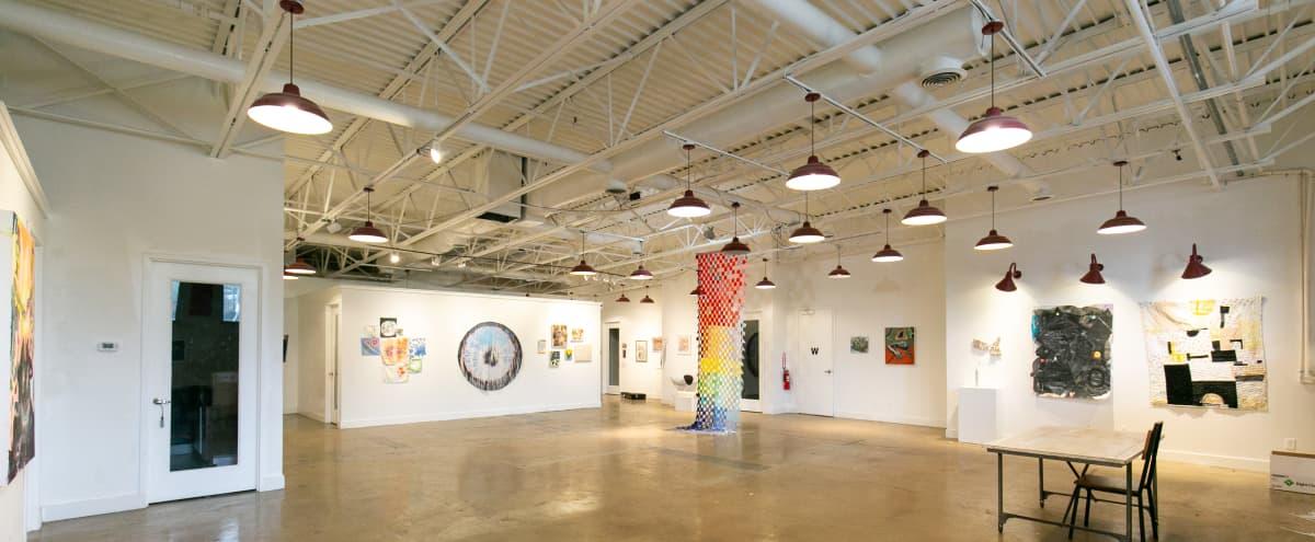 Trendy Art Gallery Space for Events in Nashville Hero Image in Wedgewood-Houston, Nashville, TN