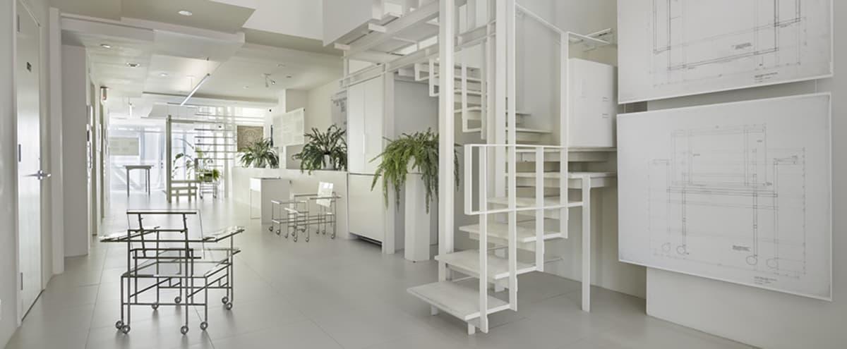Modern Duplex Event / Gallery Space in Manhattan in New York Hero Image in Midtown Manhattan, New York, NY