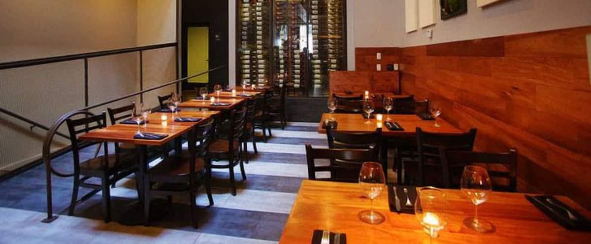 Private Dining with Hidden Speakeasy + Cellar in FiDi in San Francisco Hero Image in Financial District, San Francisco, CA