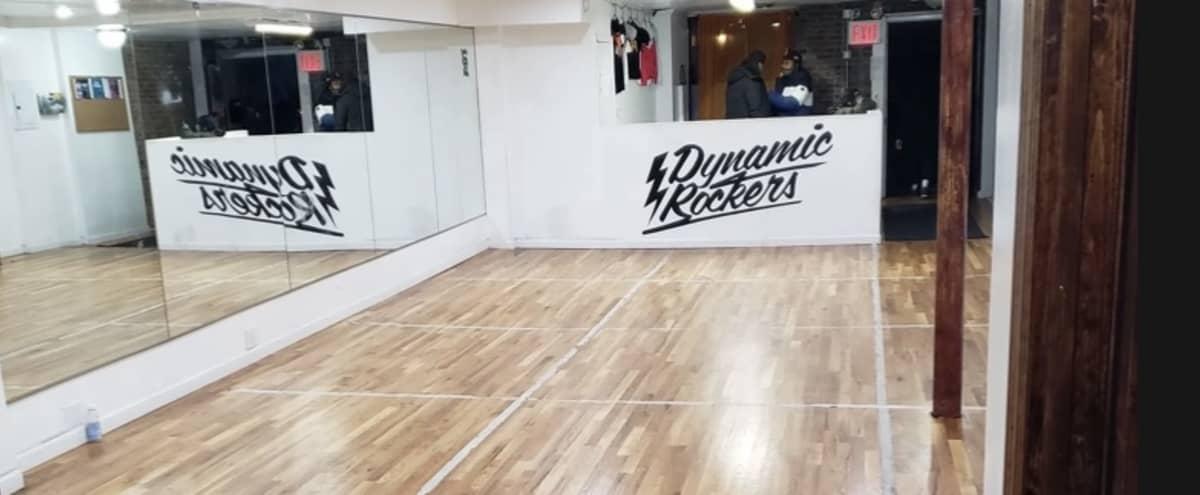 Open concept dance studio/flex space with private backyard in new york Hero Image in Sugar Hill, new york, NY