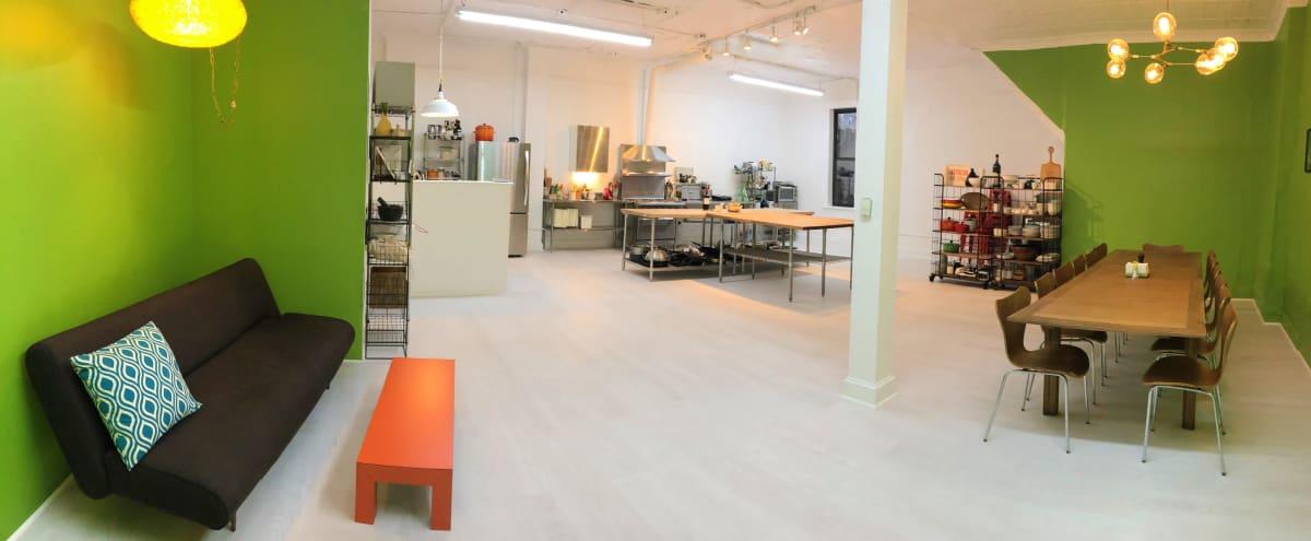 Kitchen Loft Space in SoHo in New York Hero Image in Little Italy, New York, NY