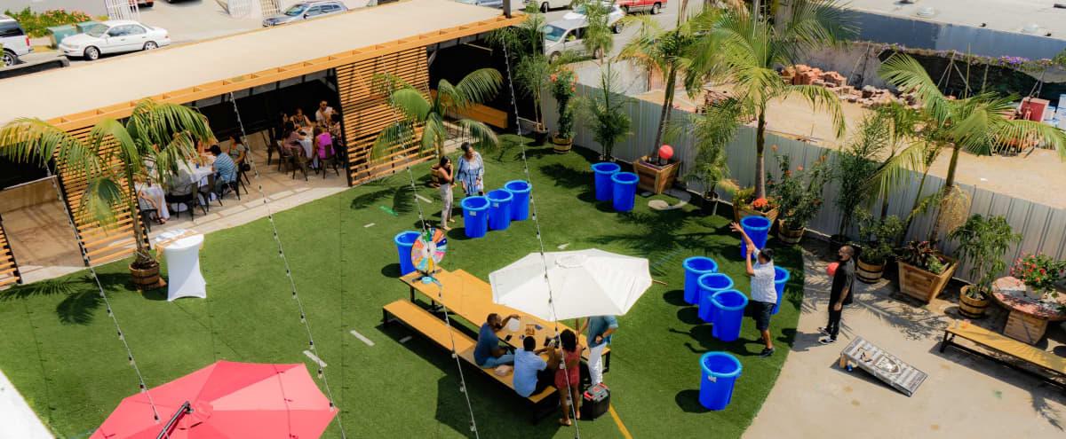 Large Indoor/Outdoor Event Spaces in San Diego Hero Image in Logan Heights, San Diego, CA