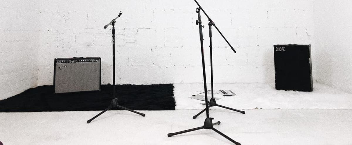 Casting | Rehearsal in a Lofty Photo Studio in Los Angeles Hero Image in Central LA, Los Angeles, CA