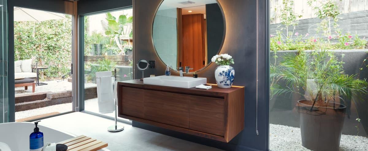 Luxury Modern Master Suite with Tropical Garden. in sherman oaks Hero Image in Sherman Oaks, sherman oaks, CA