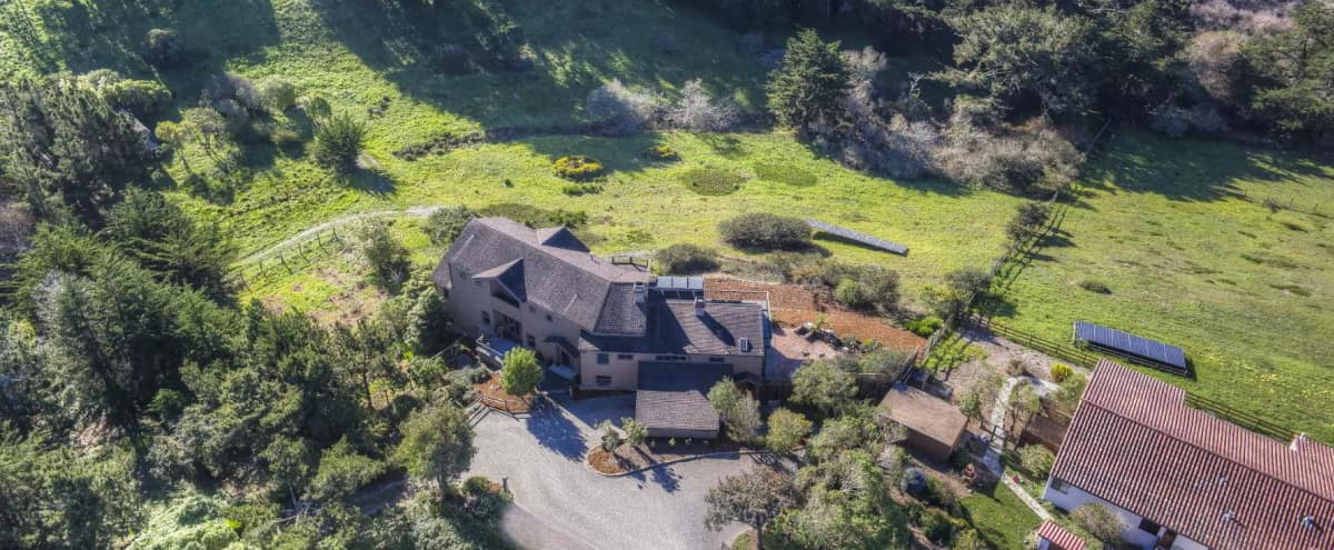 Expansive Coastal Estate of the Peninsula - Host Included! in Montara Hero Image in undefined, Montara, CA
