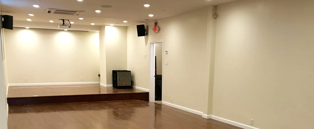 Spacious Performance Hall with Stage in Queens Village Hero Image in Queens Village, Queens Village, NY