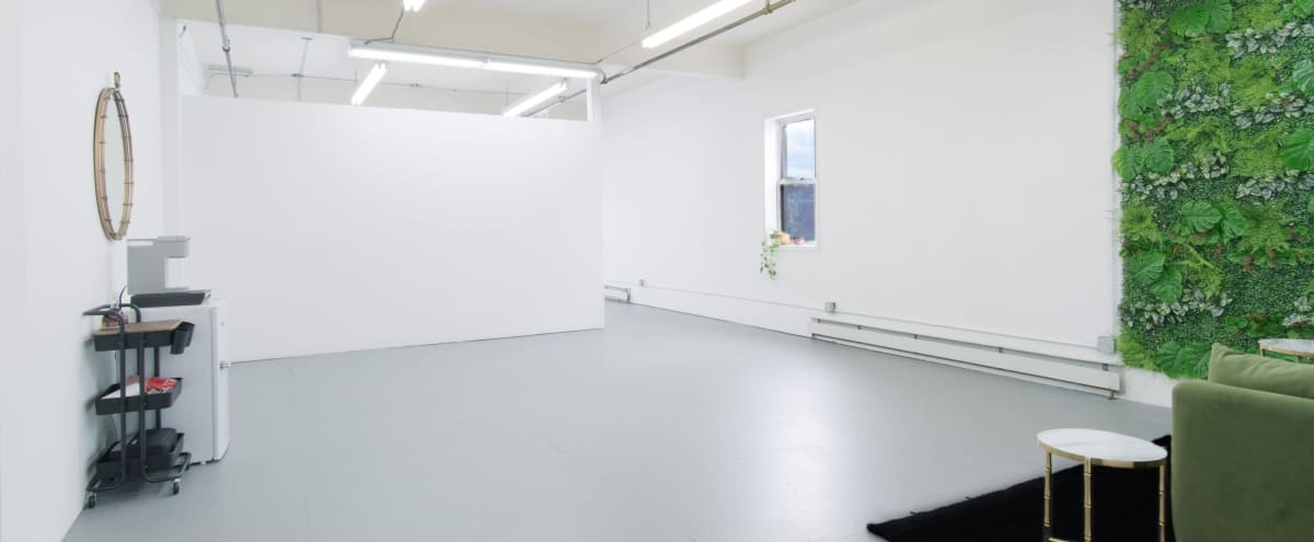 Bright Airy Studio / Gallery in Brooklyn Hero Image in Sunset Park, Brooklyn, NY