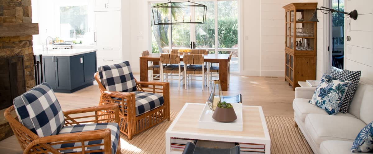 Coastal Chic Newly Renovated Home with Open Floor Plan and Backyard in Kentfield Hero Image in undefined, Kentfield, CA