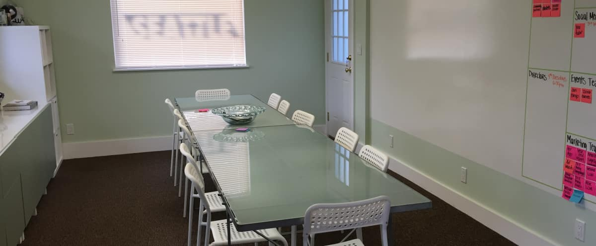 Ballard - Meeting Room with great lighting and accessible parking in Seattle Hero Image in Loyal Heights, Seattle, WA