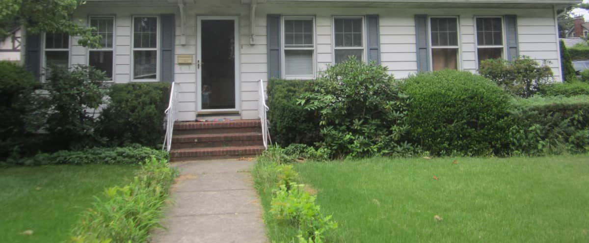 4 BEDROOM COLONIAL with 2 CAR GARAGE & FULL UNFINISHED BASEMENT in Garden City Hero Image in undefined, Garden City, NY