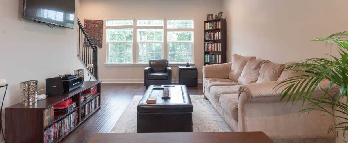 Spacious Brand New Marble Townhouse in Washington DC Hero Image in Congress Heights, Washington DC, DC