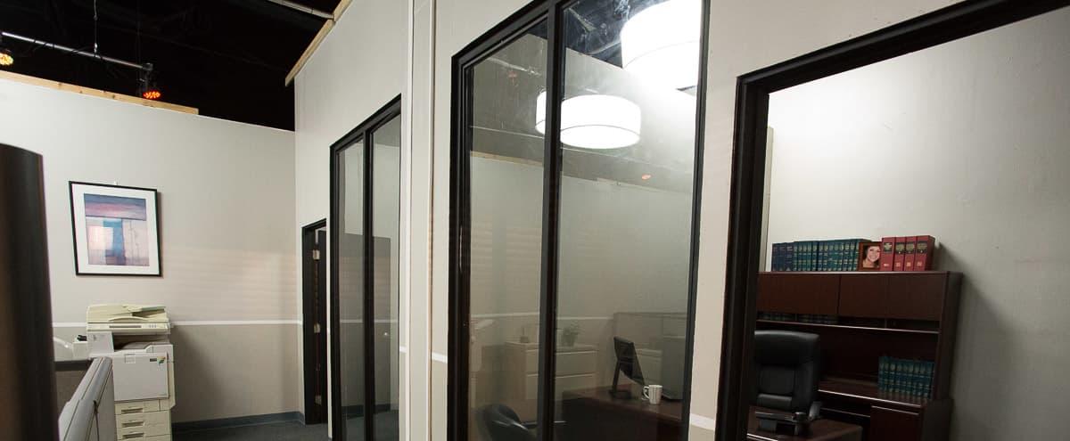 Executive Office Standing Set   FilmStudioLA in Pico Rivera Hero Image in El Rancho, Pico Rivera, CA