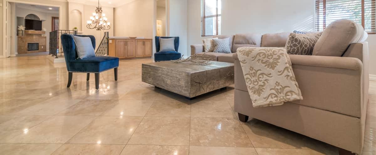 Modern spacious home with plenty of space for equipment in sherman oaks Hero Image in Sherman Oaks, sherman oaks, CA