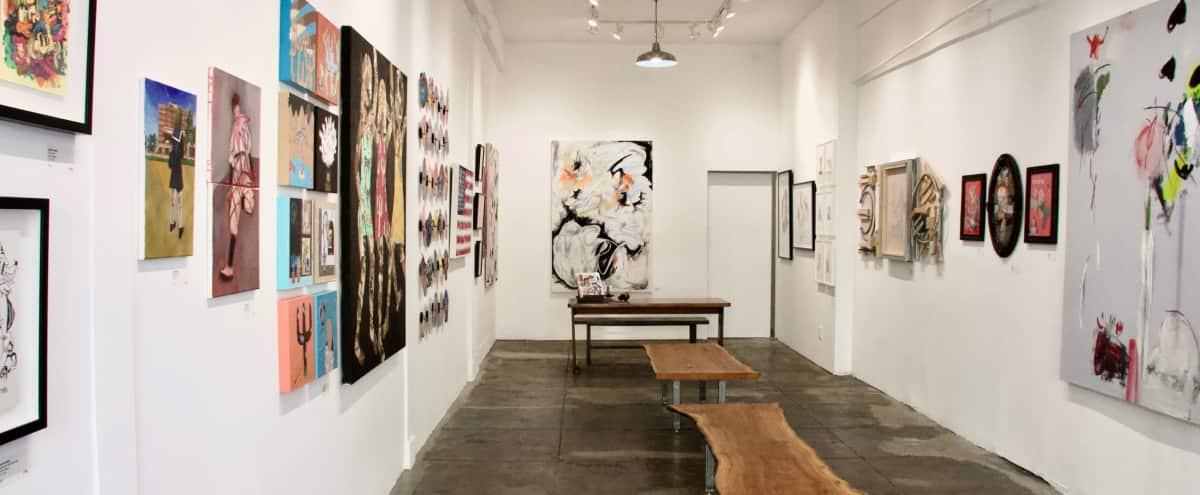 Contemporary East Hollywood Gallery in Los Angeles Hero Image in Central LA, Los Angeles, CA