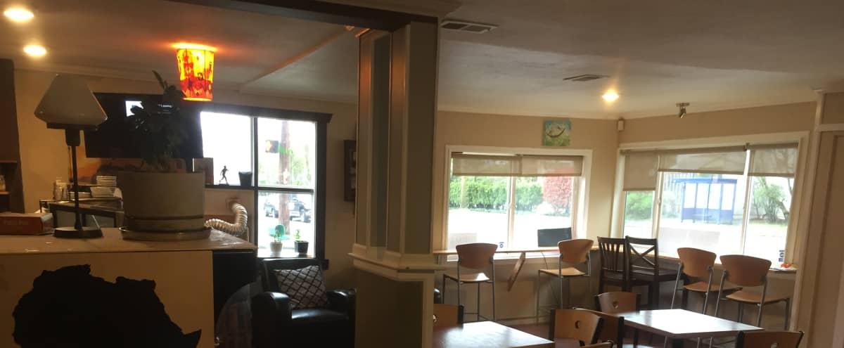 Cozy South Seattle Coffee Shop in Seattle Hero Image in Brighton, Seattle, WA