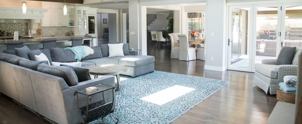 Mediterranean Large Estate Home in Villa Park Hero Image in undefined, Villa Park, CA