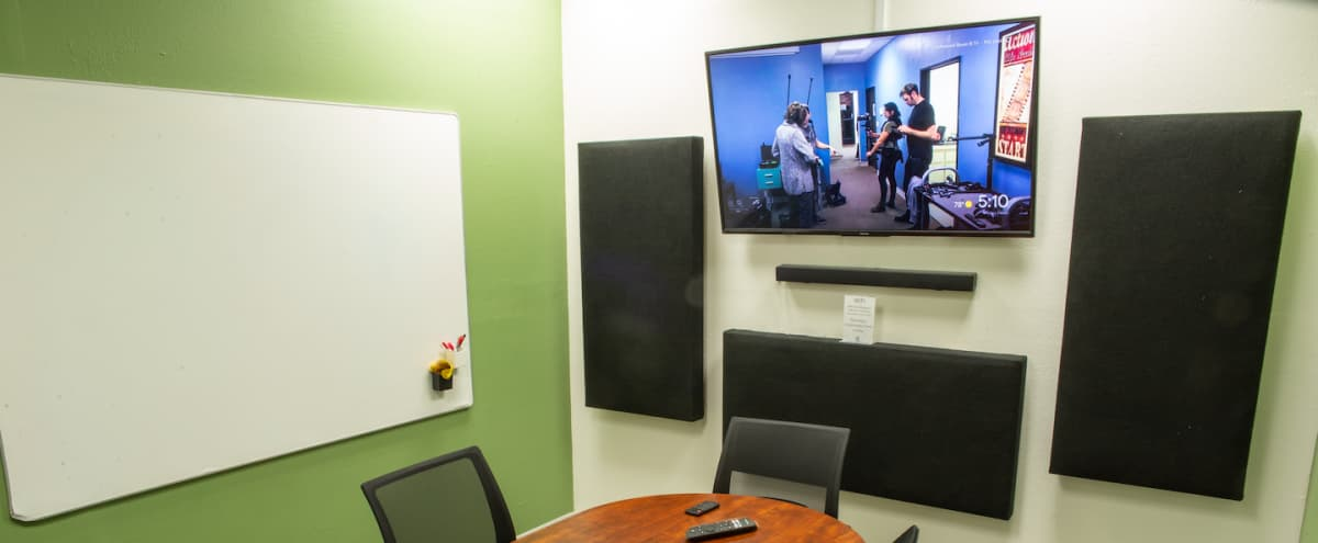 4-6 person Conference Room in Milpitas Hero Image in Berryessa, Milpitas, CA