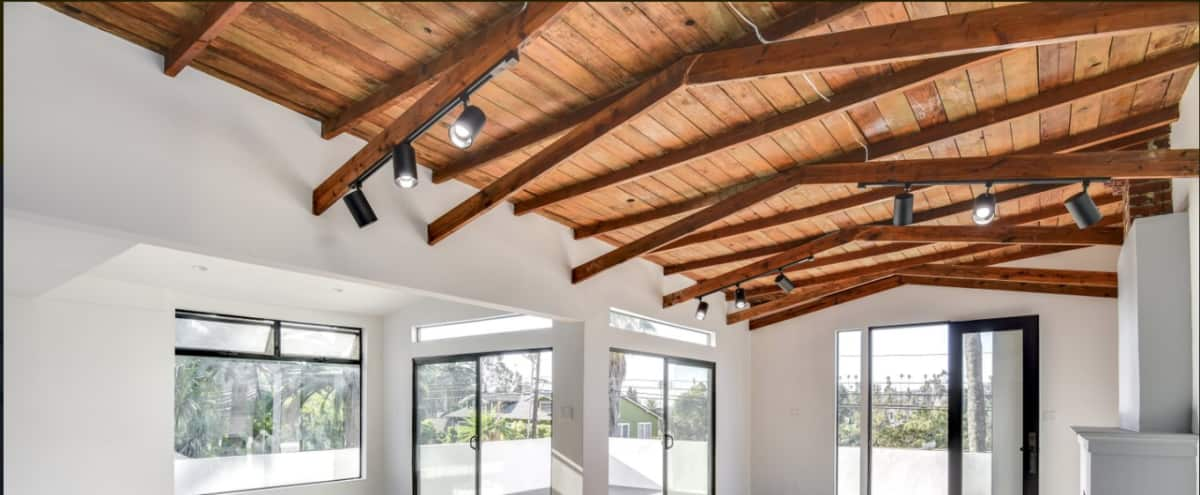 New York loft style meets Los Angeles view in Los Angeles Hero Image in Silver Lake, Los Angeles, CA