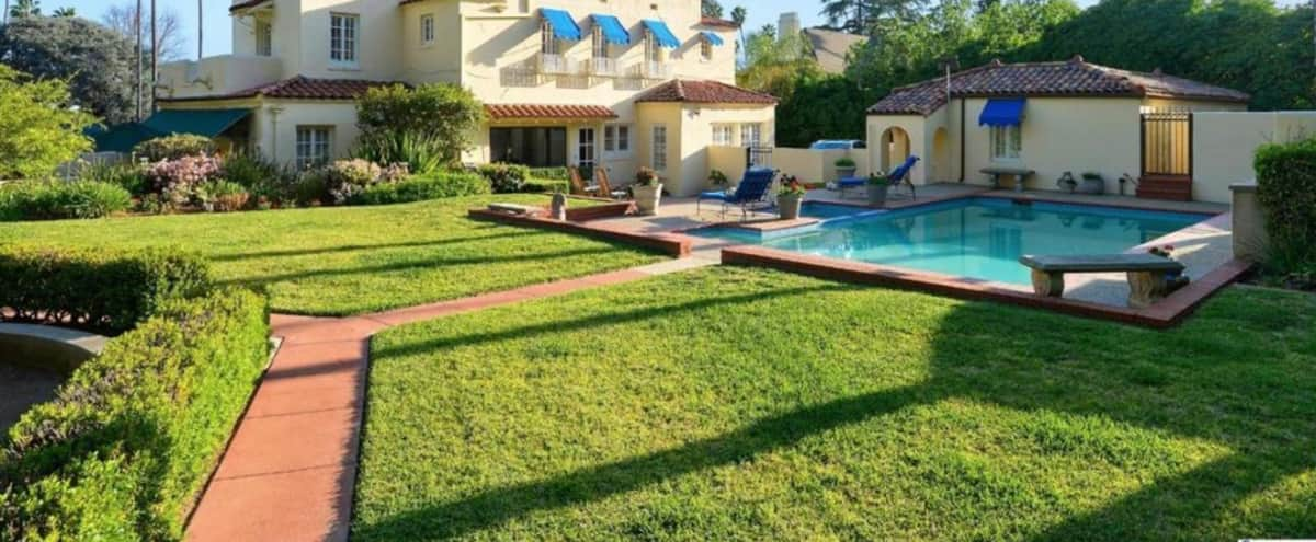 Large estate, Spanish oasis in the hills in Altadena Hero Image in undefined, Altadena, CA