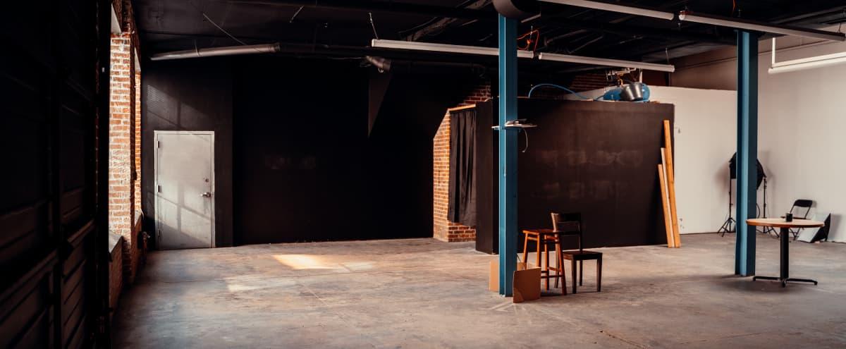 Downtown Industrial Photo and Video Studio | Studio B in Denver Hero Image in Five Points, Denver, CO