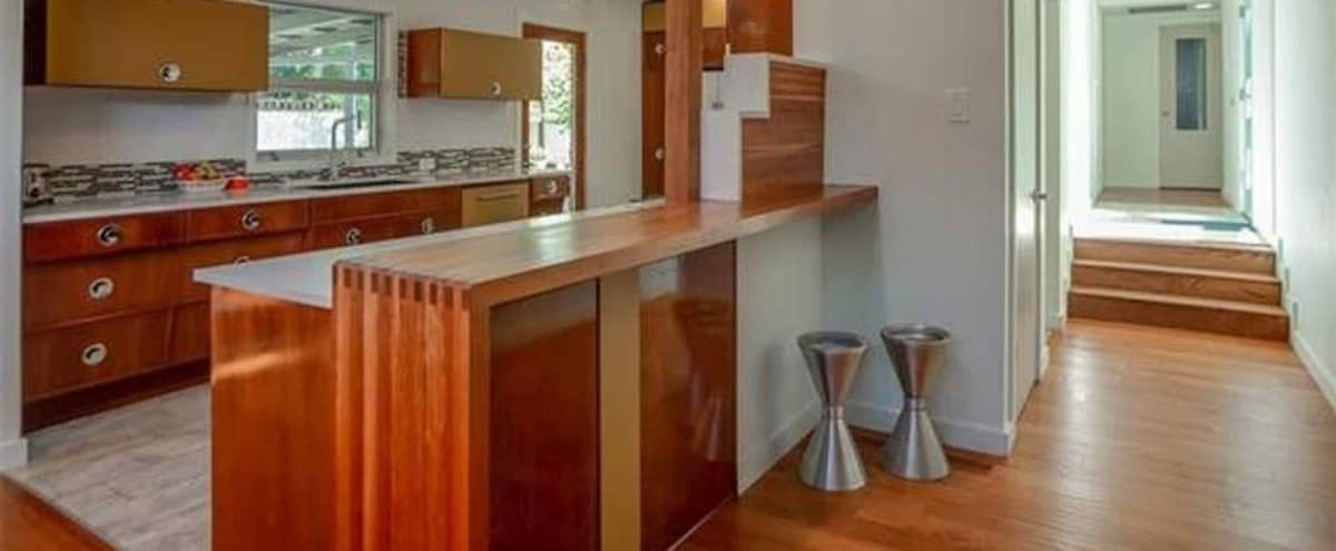 Mid-century Modern Home for Video & Film Production in Dallas Hero Image in Linwood Park/Casa Linda Forest, Dallas, TX