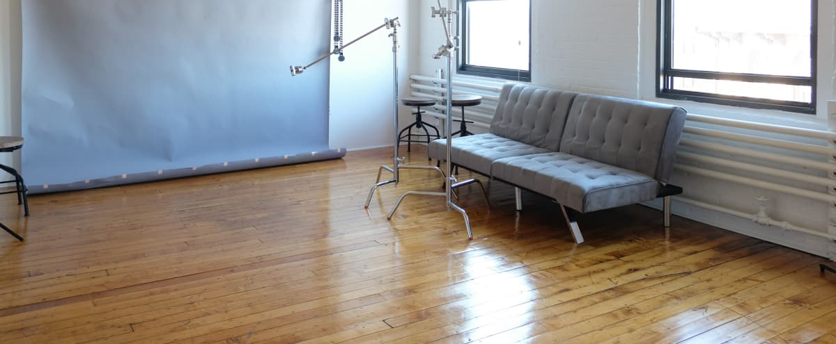 Industrial loft studio space in Port Chester Hero Image in undefined, Port Chester, NY