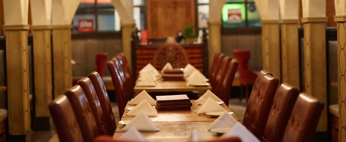 Taj Mahal Inspired Restaurant in Los Angeles Hero Image in Central LA, Los Angeles, CA