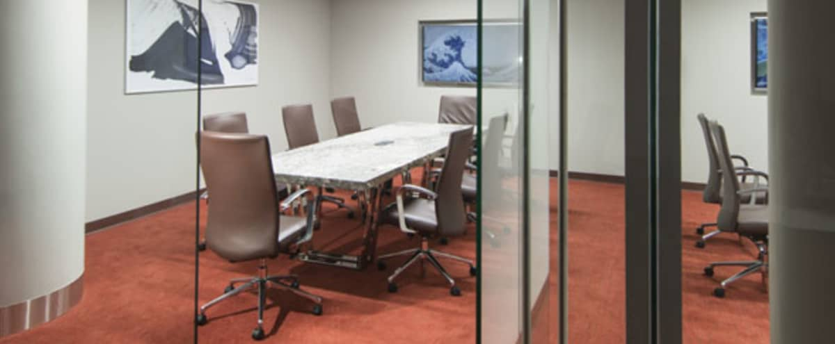 Private Conference Room in New York Hero Image in Midtown, New York, NY