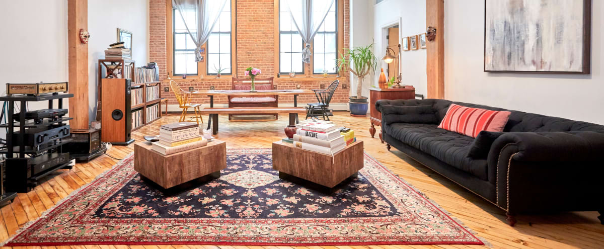 Historical loft in Dumbo Brooklyn in brooklyn Hero Image in Dumbo, brooklyn, NY