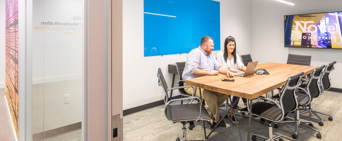 Modern Upscale Downtown Conference Room in Phoenix Hero Image in Central City, Phoenix, AZ