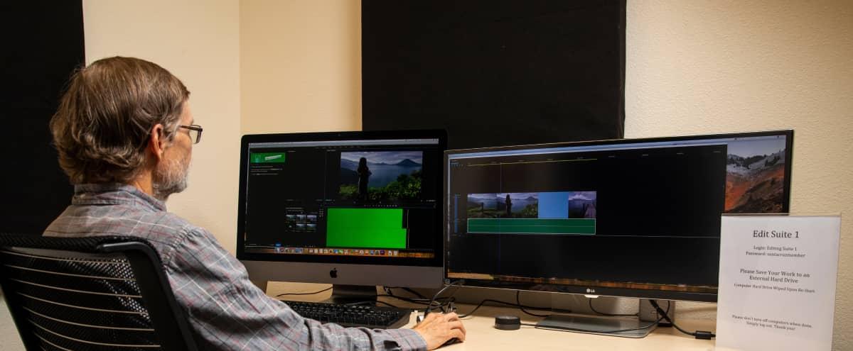 Editing Suite in Santa Cruz Hero Image in undefined, Santa Cruz, CA