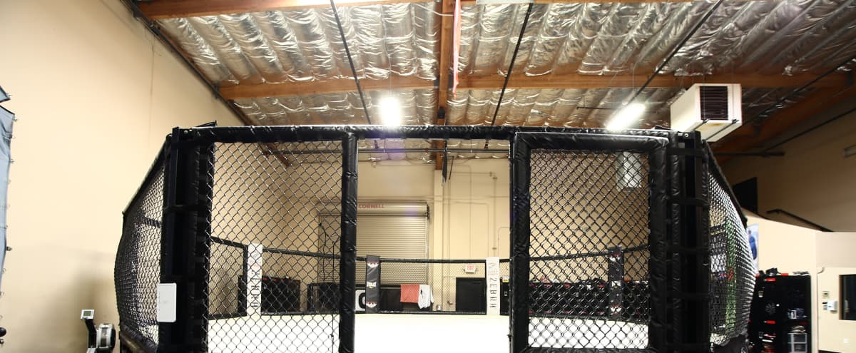 Training Octagon with World Class Amenities Minutes from the Strip in Las Vegas Hero Image in undefined, Las Vegas, NV