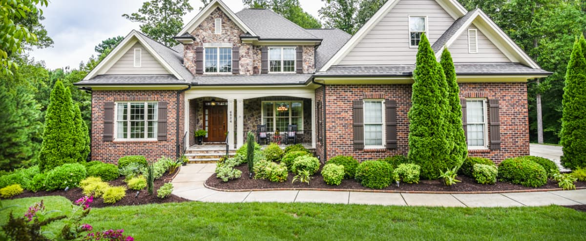 Gorgeous Private Luxury Home in North Raleigh in Raleigh Hero Image in Mactavish, Raleigh, NC