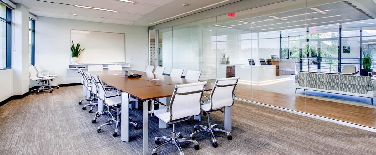 Fully Equipped Meeting Room for 16 | Long Board in Carlsbad Hero Image in undefined, Carlsbad, CA