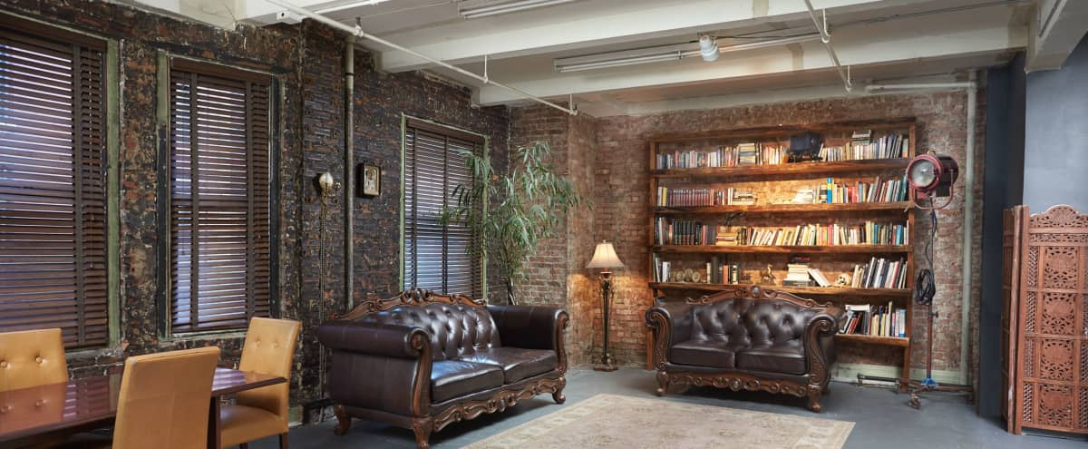 Affordable & Versatile loft in K-town. in New York Hero Image in Midtown, New York, NY