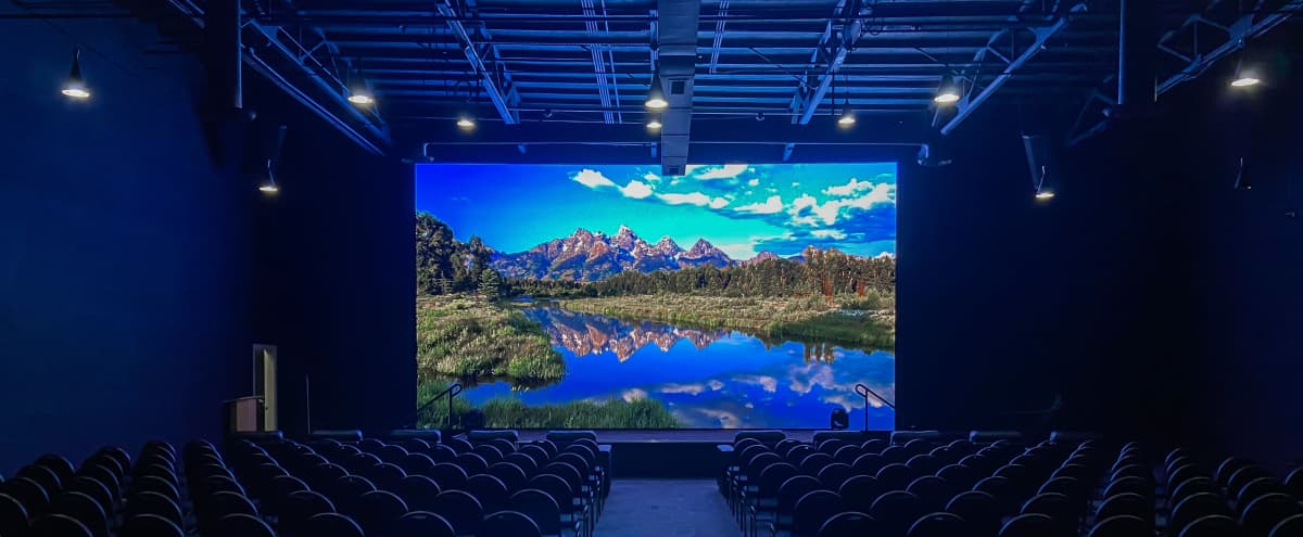 Auditorium with 50 Foot LED Screen in Tempe Hero Image in South Tempe, Tempe, AZ